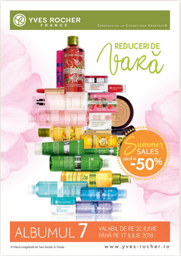 catalog yves rocher catalog curent